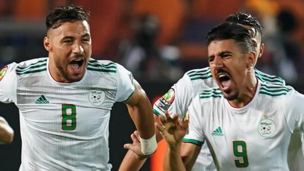 Africa Cup of Nations: Algeria beat Senegal to win final thumbnail