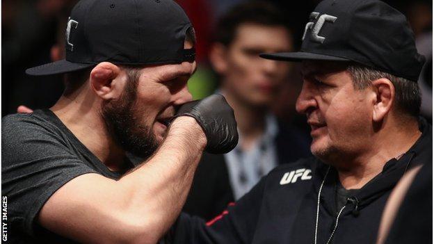 Dana White Confirms UFC Bout Between Khabib Nurmagomedov And Justin Gaethje