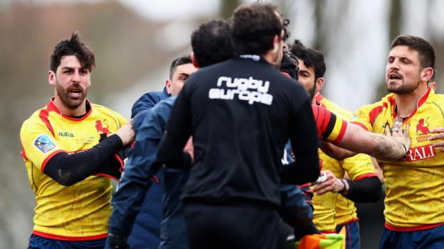 Rugby World Cup 2019: Spain lodge formal complaint after Belgium defeat