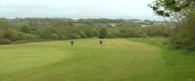 Llangefni golf course