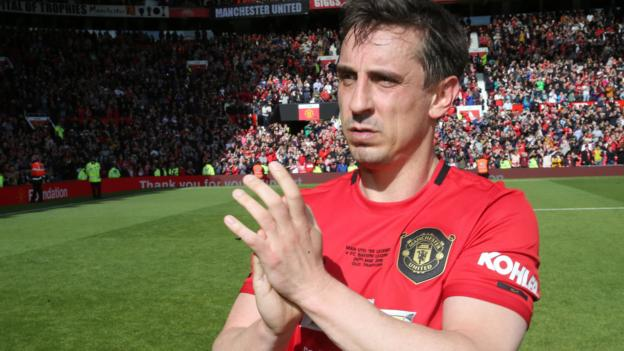 Gary Neville: Former Manchester United player has no desire to return to coaching thumbnail