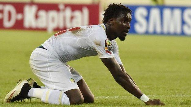 Souare back in Senegal squad after life-threatening car crash