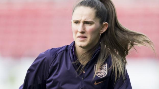 Abbie McManus: England defender joins Manchester United Women after Manchester City exit thumbnail