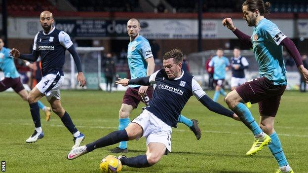 The Scottish Championship has been allowed to continue amid the suspension of lower leagues