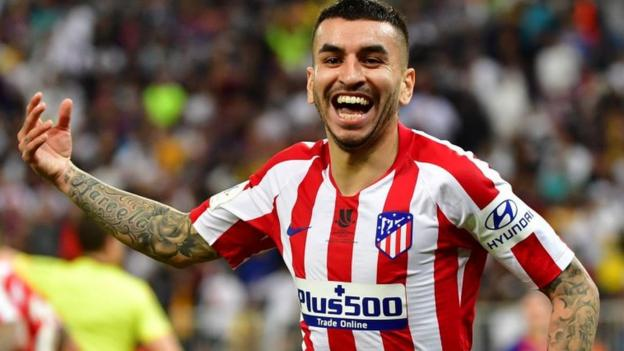 Barcelona 2-3 Atletico Madrid: Angel Correa's late winner sends Atletico into Spanish Super Cup final thumbnail