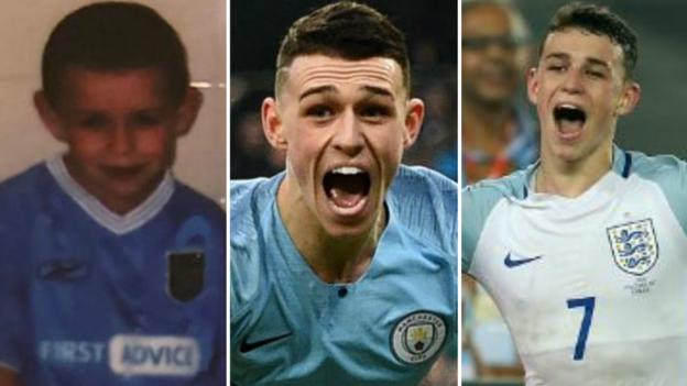 [Tvt News]Phil Foden: Former Man City ball boy set for FA Cup final