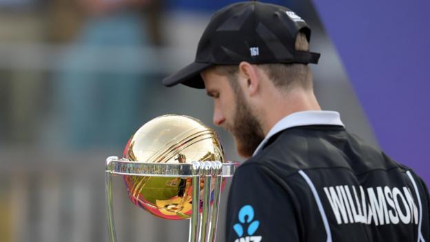 Cricket World Cup: New Zealand defeat devastating - Kane Williamson thumbnail