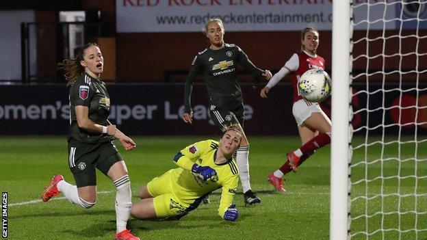 Millie Turner own goal