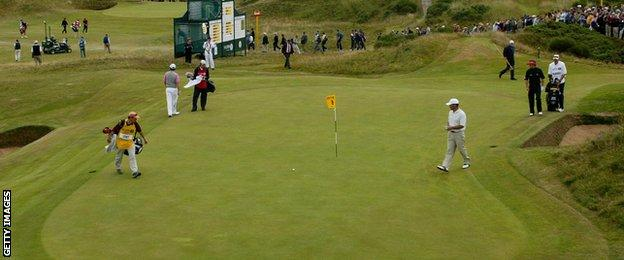 """""""The Postage Stamp is great architecture,"""" says former Ryder Cup captain Paul McGinley"""