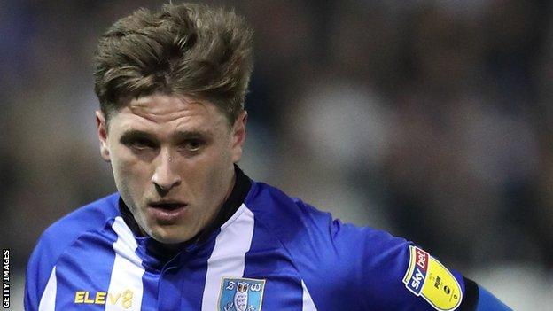 Adam Reach has now scored seven goals in 25 appearances for Sheffield Wednesday this season