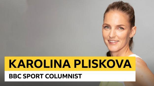 Karolina Pliskova column: 'First-round nerves, date nights & Broadway' thumbnail