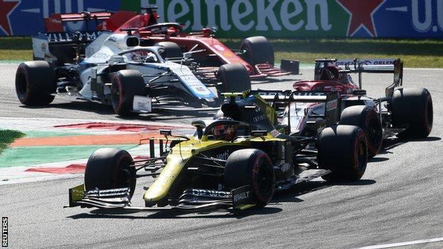 Qualificazioni a Monza