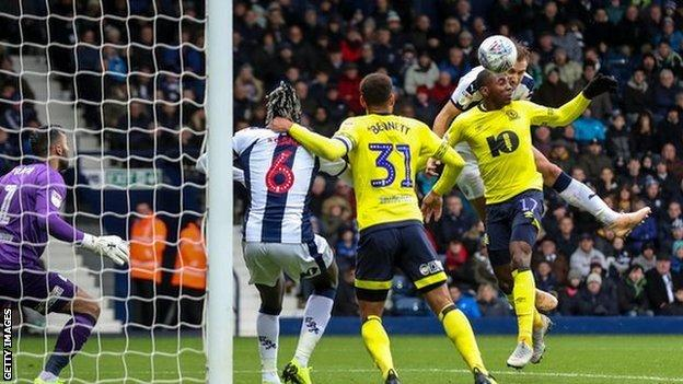 Craig Dawson's far post header from Matt Phillips' corner was his first goal in nine months