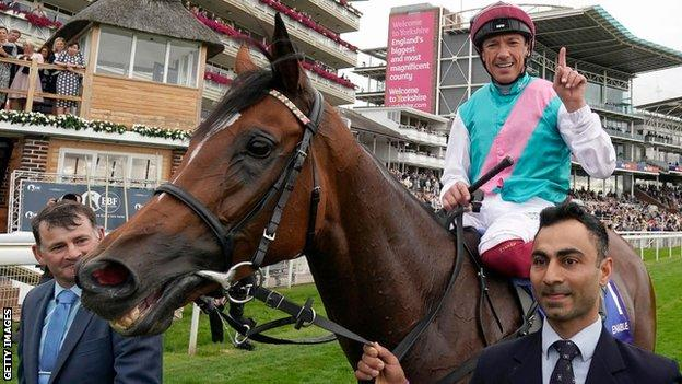 Enable after winning at York in August