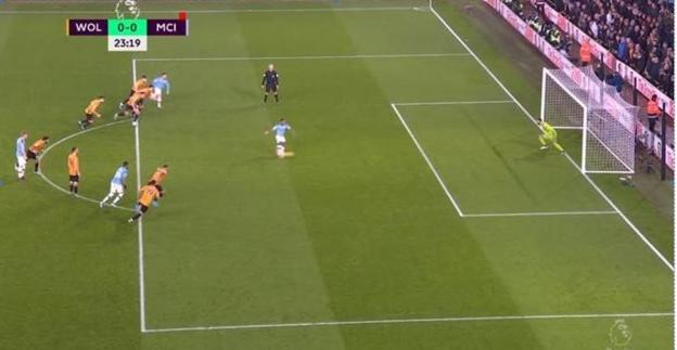 Wolves 3-2 Manchester City