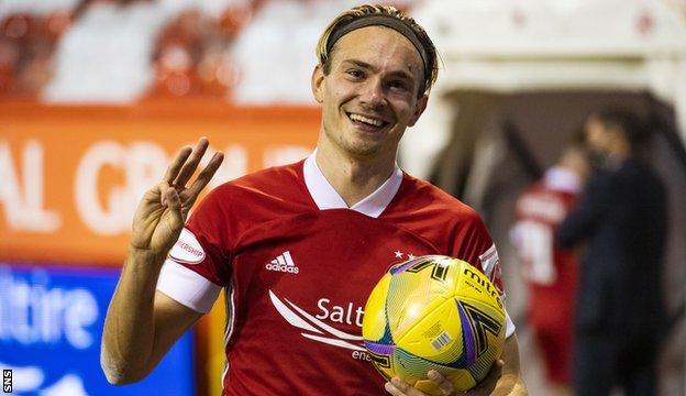 Man united news  football news  football transfer and rumours Ryan Hedges celebrates