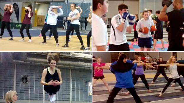 Active Academy - December 2014