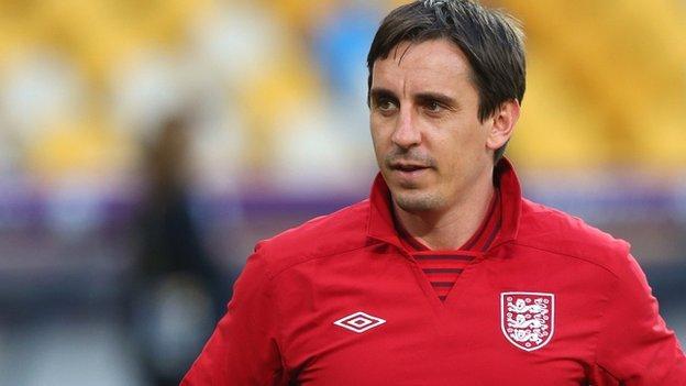 Gary Neville: Valencia name ex-Man Utd defender head coach ...