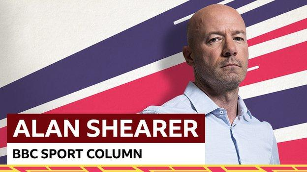 102203571 shearer text - World Cup 2018: How England indulge in reconnected with their fans in Russia - Alan Shearer