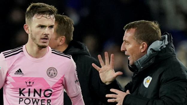 James Maddison: Brendan Rodgers defends Leicester midfielder after Dubai night out thumbnail