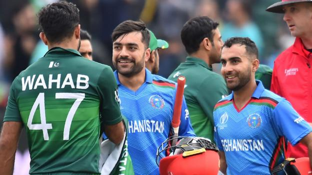 Afghanistan beat Pakistan in World Cup warm-up match thumbnail