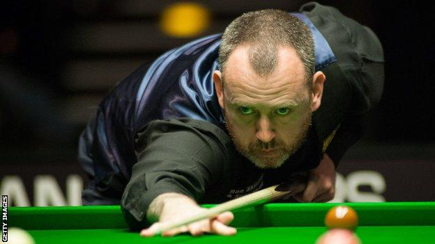 Mark Williams won the Welsh Open in 1996 and 1999 and remains the only Welshman to win the title.
