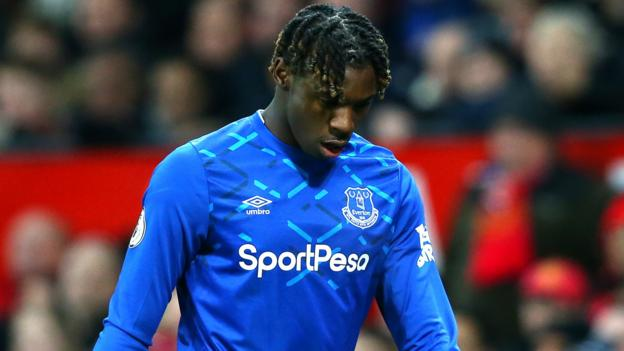 Moise Kean: Substituting the substitute nothing personal, says Everton boss Duncan Ferguson thumbnail
