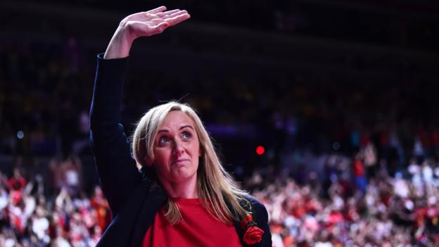 Netball World Cup 2019: What's next for England?