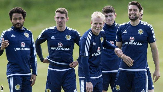 Scotland team