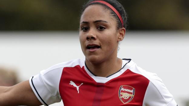 Alex Scott: Arsenal Women and ex-England right-back to ...