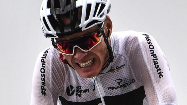 Chris Froome's Tenerife training camp: 'You come here to suffer'