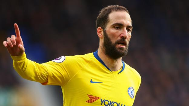 'My intent is to remain here' - Higuain keen to be at Chelsea next season thumbnail