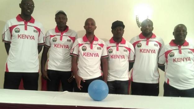 Kenya's new coaching set-up