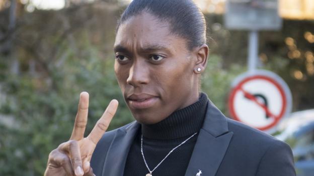 Caster Semenya: South Africa runner's appeal against IAAF rule begins thumbnail