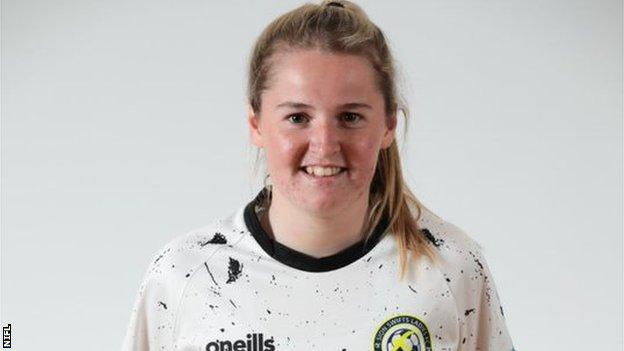 Erin Fildara of Sion Swifts
