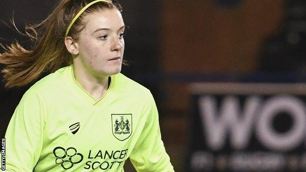 Sophie Baggaley: Bristol City Women bring in goalkeeper, as six ...