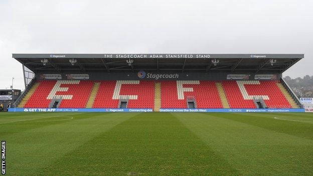 Exeter City finished ninth in the League Two table in the 2018-19 season