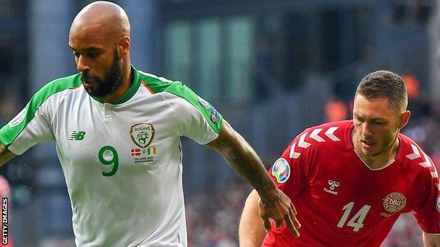Republic of Ireland host Denmark in a crunch Euro 2020 qualifier in Dublin on Monday night