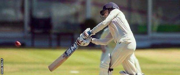 Cricketer, Sian Kelly