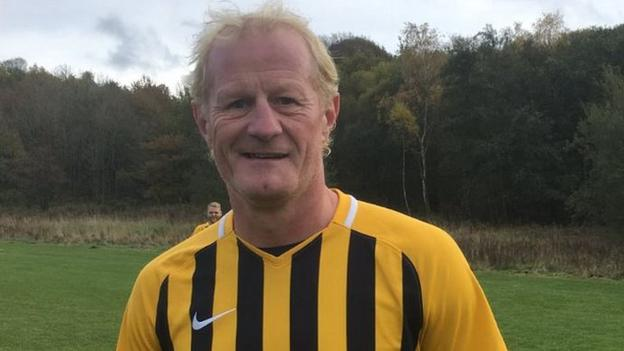 Colin Hendry: Premier League winner plays for Blackburn pub team Moorgate FC