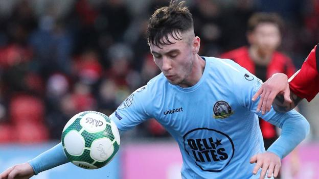 Warrenpoint Town: Quintet make Milltown exit after contracts expire
