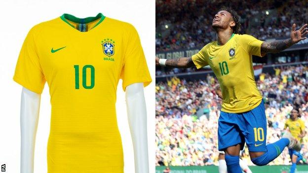 Brazil and Neymar