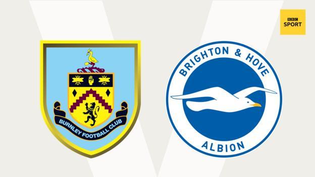 Burnley v Brighton
