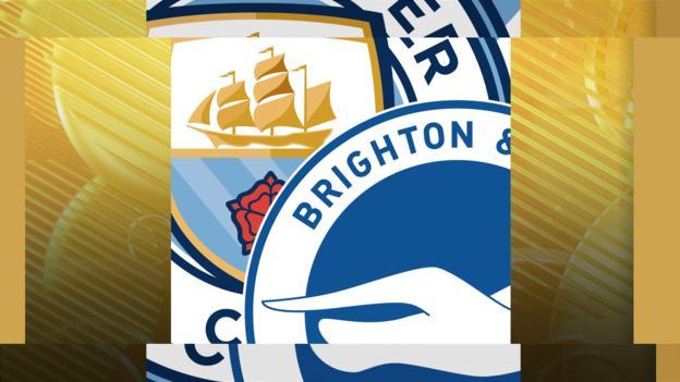 Man City v Brighton