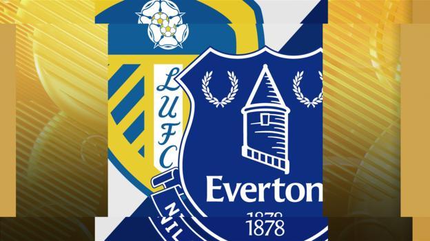 Leeds v Everton