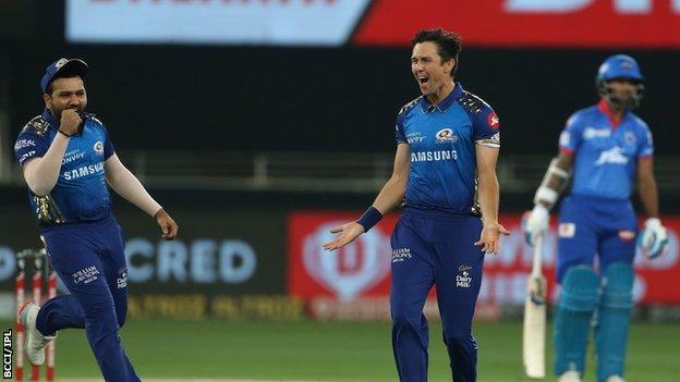 Sharma's champions Mumbai out to shatter Delhi's maiden IPL dream
