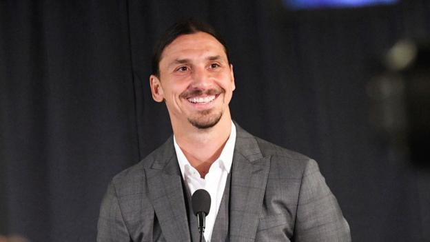 Zlatan Ibrahimovic: Why has the Swedish striker invested in Hammarby? thumbnail