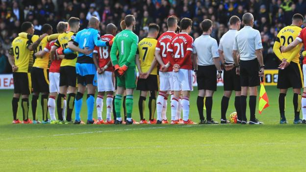 Premier League accused of 'double standards' for not holding mosque attack tribute thumbnail