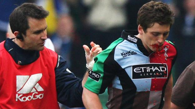 Bloodgate 10 years on: Tom Williams on rugby's biggest scandal thumbnail