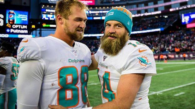 Dolphins make Fitzpatrick Week 1 starter as preseason ends